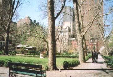 Gramercy Park, New York: Streets of the City