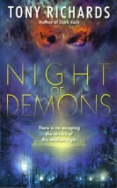 Night of Demons, Tony Richards, Eos, HarperCollins