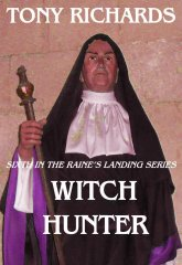 Witch Hunter, by Tony Richards